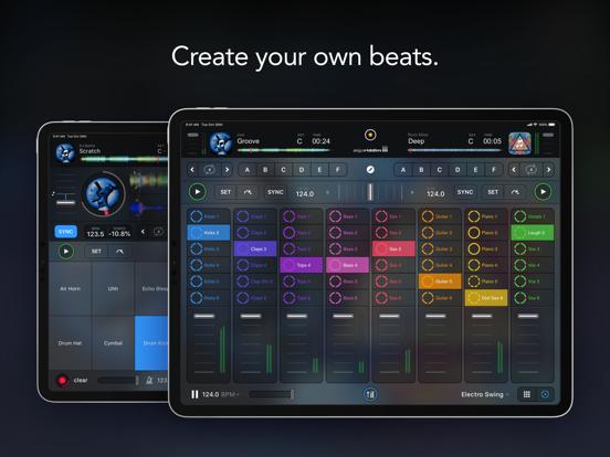 djay - DJ App & Mixer screenshot