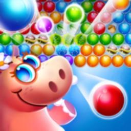 Tropical Pop: Bubble Shooter