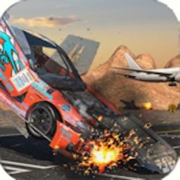 MAD Car Stunts Crazy Driver