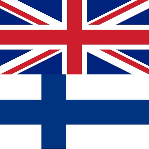 English Finnish Dictionary + icon