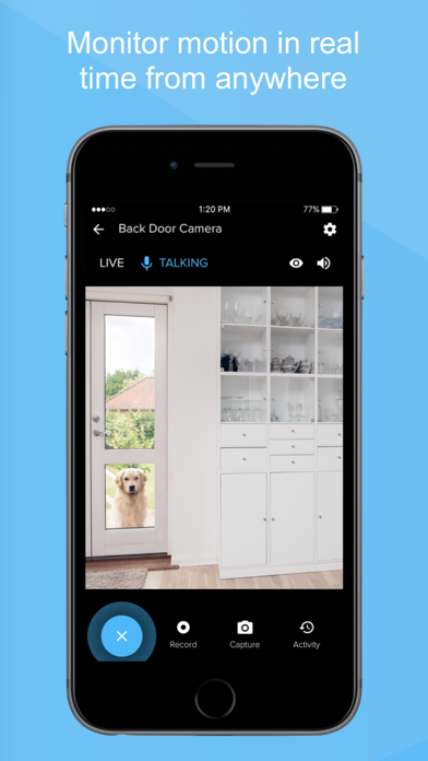 Momentum Smart Home Screenshot