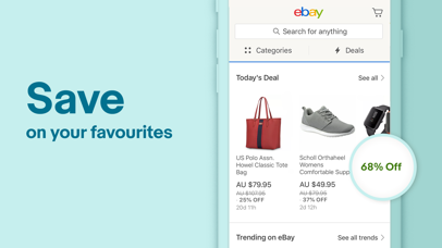 Download eBay Shopping: Buy and Sell for Pc