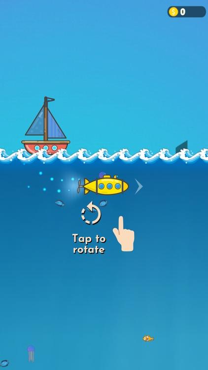 Submarine Jump! screenshot-0