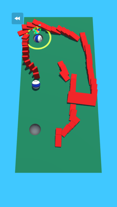Domino Ball screenshot 4