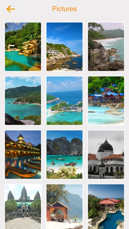 Ko Pha Ngan Island Tourism screenshot-3