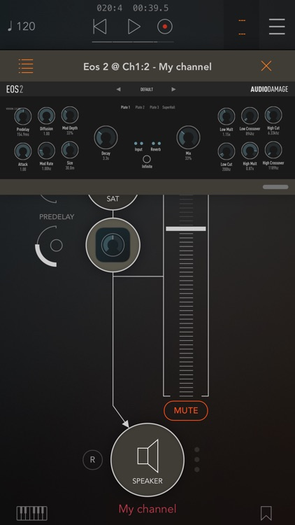 AUM - Audio Mixer screenshot-5