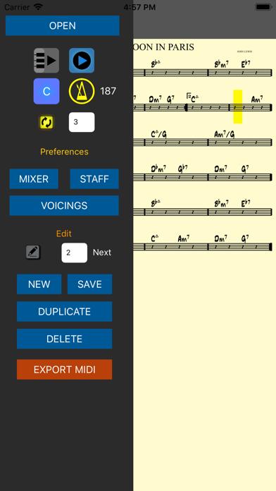 Mapping Tonal Harmony Pro review screenshots