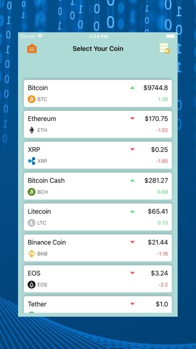Currency Chart Tracker screenshot 4