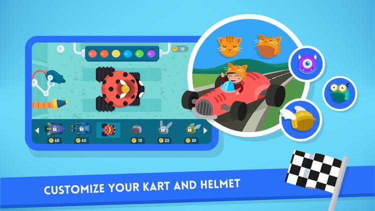 Code Karts - School Edition screenshot-5