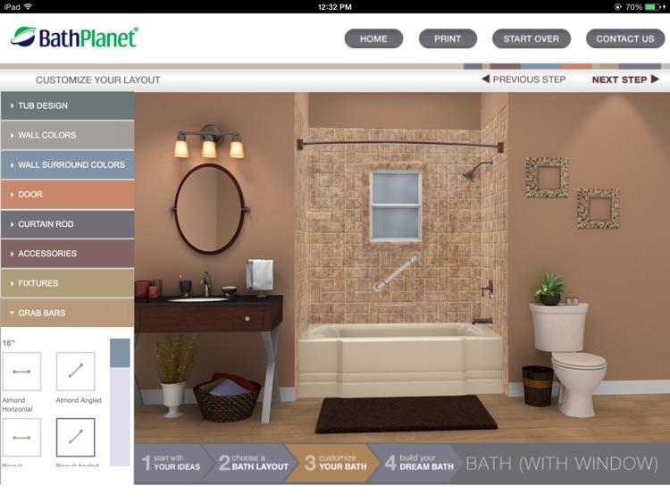 Design Studio by Bath Planet screenshot-4