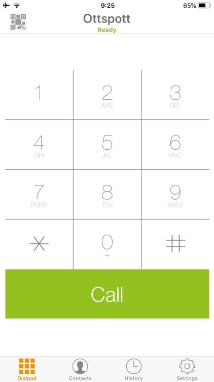Ottspott Business Phone