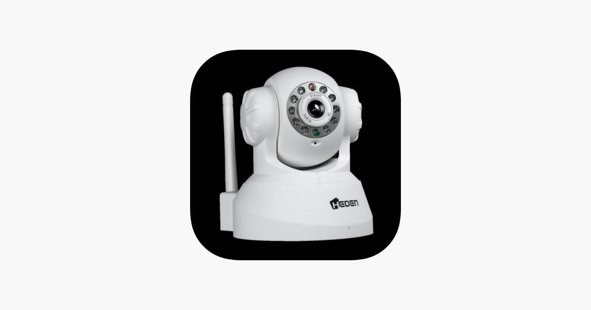 Heden VisionCam - IP Camera on the App Store