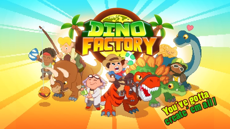 Dino Factory screenshot-0