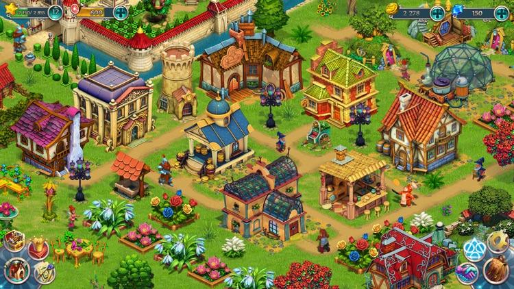 Fairy Kingdom: Castle of Magic screenshot-5