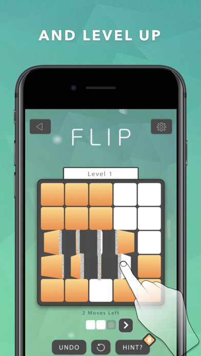 FLIP: A Puzzle Game 4