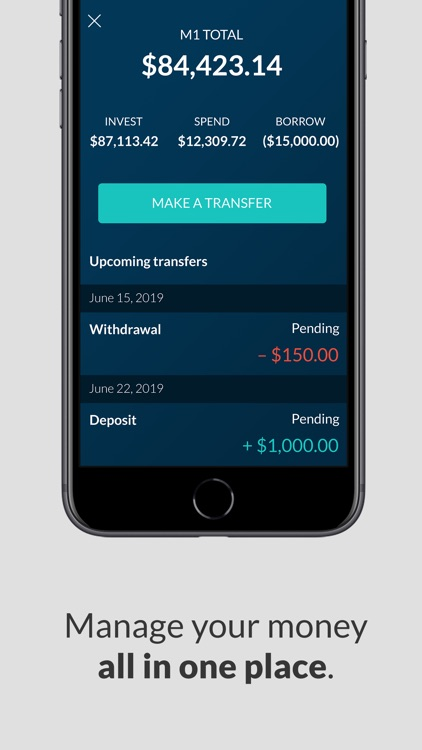 M1 Finance - No Fee Investing screenshot-9