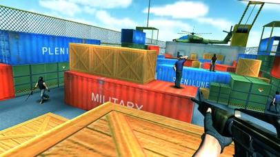 Sniper Gun War - City Survival Screenshot 1