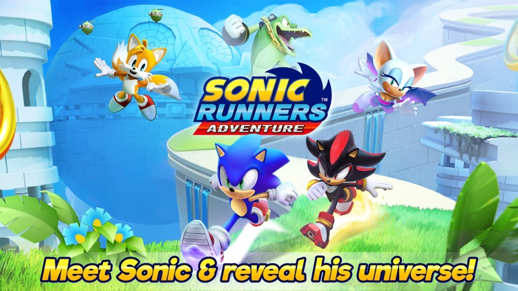 Sonic Runners Adventure screenshot-4