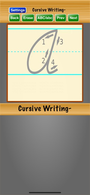 Cursive Writing- on the App Store