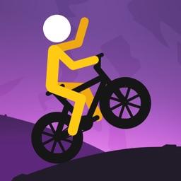 Wheelie Stickman Rider – Stunt