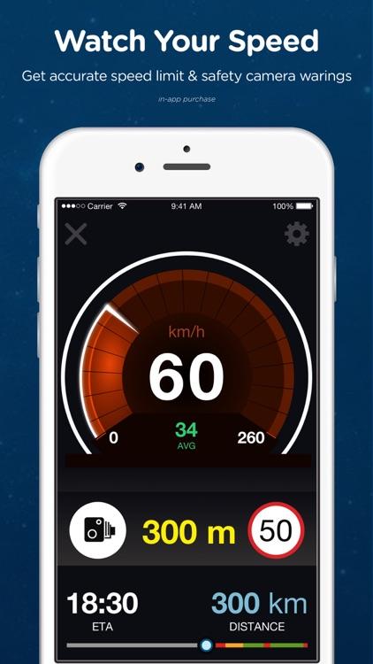 Navmii Offline GPS Turkey screenshot-3