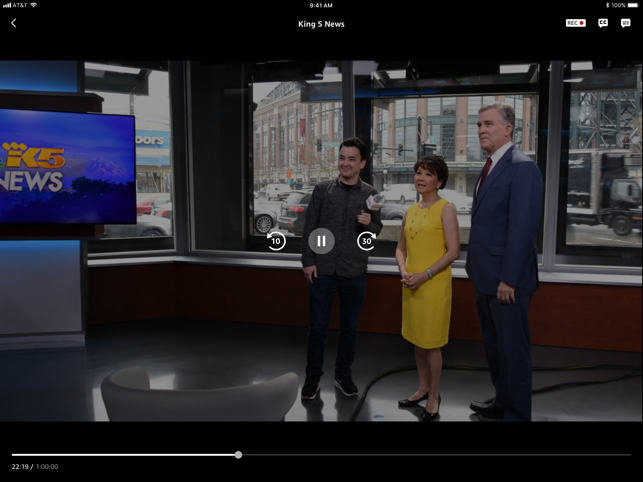 ‎Amazon Fire TV Screenshot