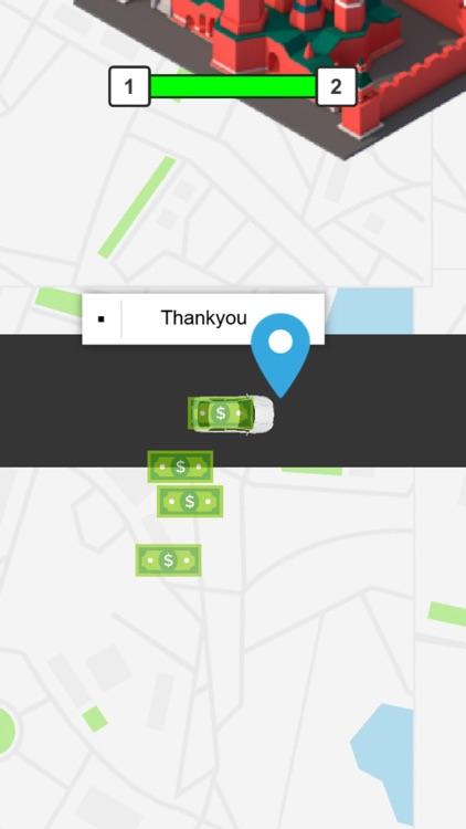 pick me up : car drive screenshot-3