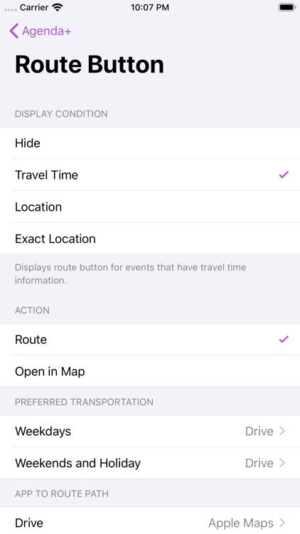Agenda: Widget+ screenshot-5
