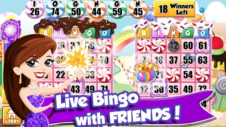 Bingo PartyLand: BINGO! & Spin
