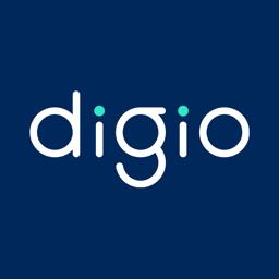 Ícone do app digio