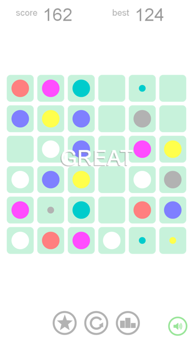 Slide Dots: A Colorful Puzzle screenshot two