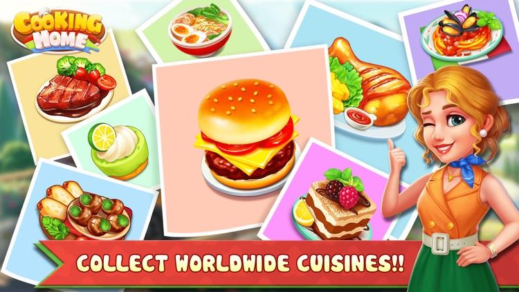 Cooking Home: Cooking & Design screenshot-8