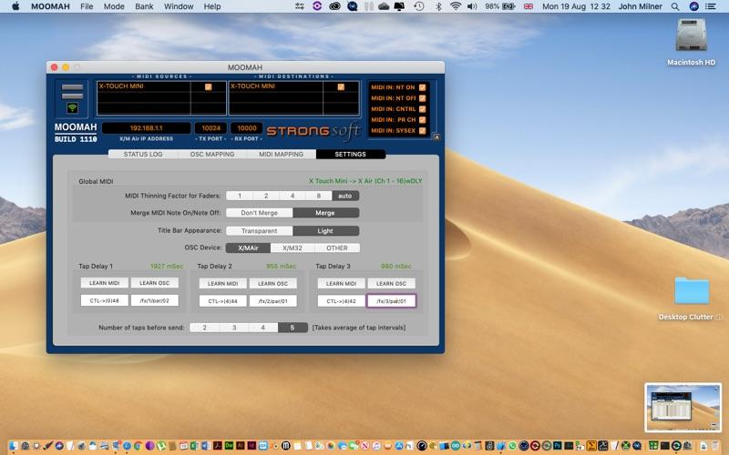 MOOMAH screenshot 4