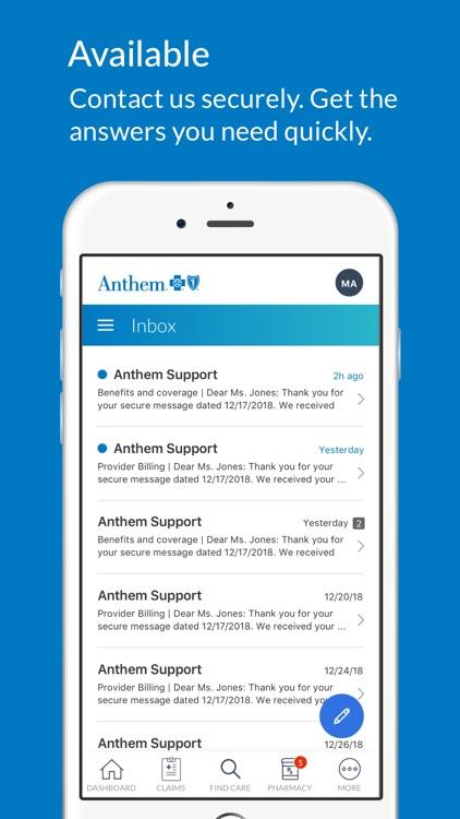 Anthem Anywhere screenshot-3
