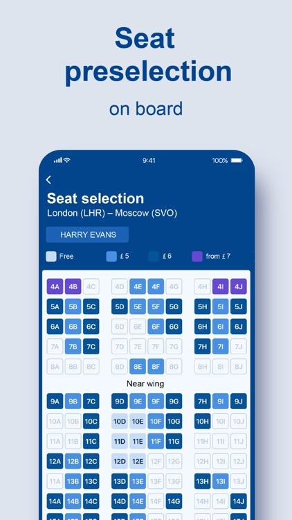 Aeroflot – air tickets online screenshot-3