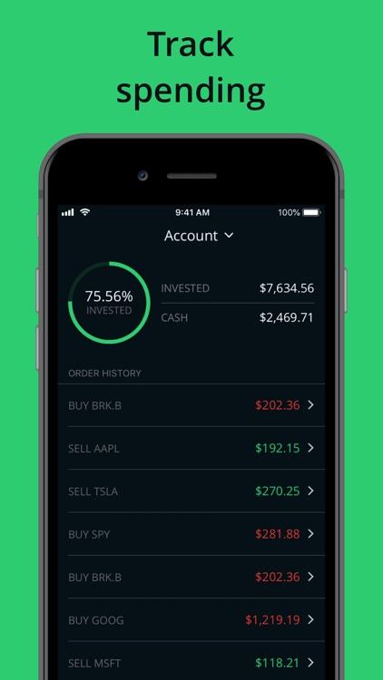 MarketSim screenshot-3