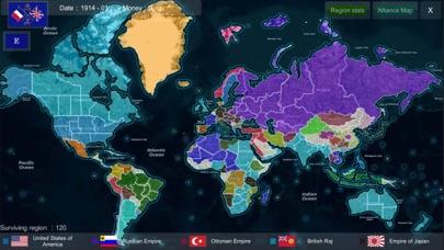 Screenshot of Guerra mondiale1