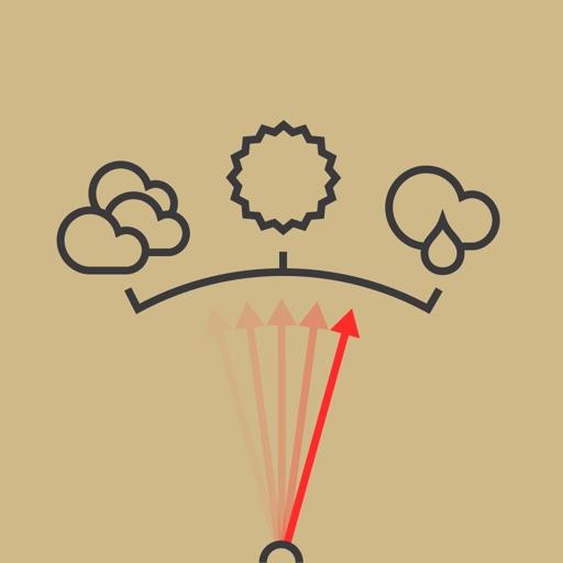 Weather Station: barometer app