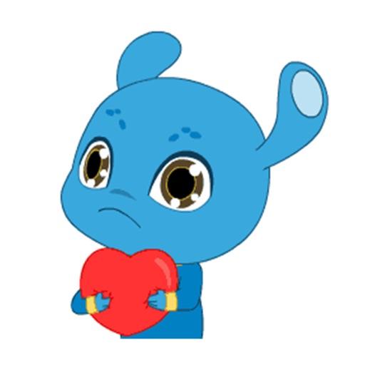 BlueAlienEmoji