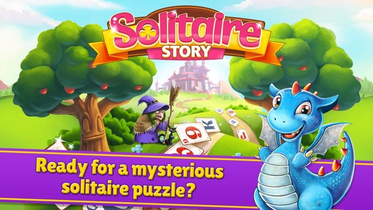 Solitaire Story - Tri Peaks screenshot-0