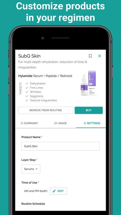 Skincare Routine screenshot-6