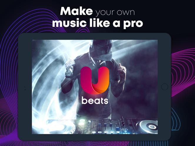 U beats音乐  - 全民手机DJ软件-1
