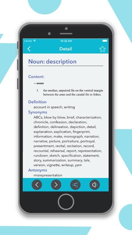 English Dictionary -Learn easy screenshot-3