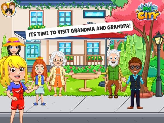 My City : Grandparents Home screenshot 6