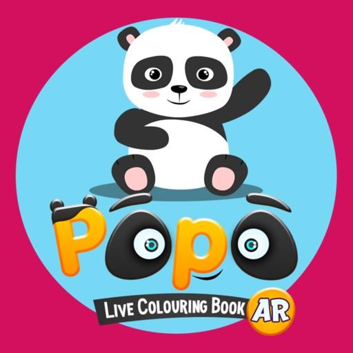 Popo - live coloring