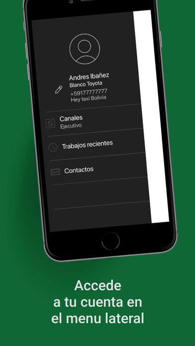 Cab Santa Cruz - Conductores screenshot four