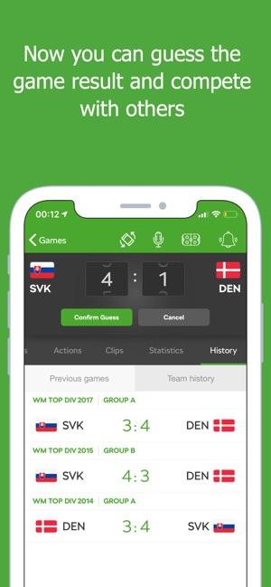 2019 IIHF powered by ŠKODA on the App Store
