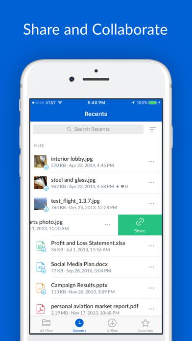 Box — Cloud Content Management screenshot three