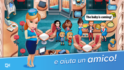 Download Amber's Airline - 7 Wonders per Pc