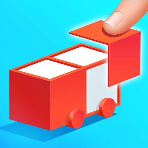 Poly Fit 3D icon